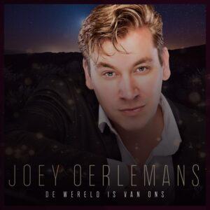 Joey Oerlemans laat met DE WERELD IS VAN ONS wederom een volwassen poppy geluid horen