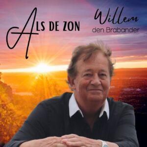 Troubadour Willem den Brabander kiest platenlabel RoodHitBlauw