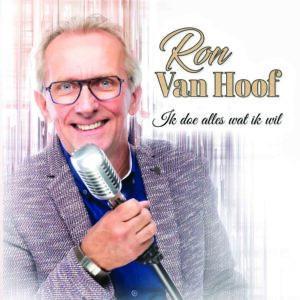 Ron van Hoof steekt z'n kop niet in het zand en doet alles wat hij wil