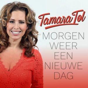 Tamara Tol komt met vrolijke single MORGEN WEER EEN NIEUWE DAG