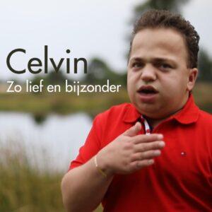 Zingen maakt Celvin gelukkig