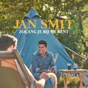 Jan Smit heeft met ZOLANG JE BIJ ME BENT de Oranje Kroon bij TV Oranje en is Hollandse Nieuwe bij RADIONL
