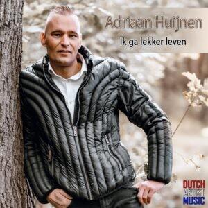 Adriaan Huijnen brengt z'n vijfde single uit