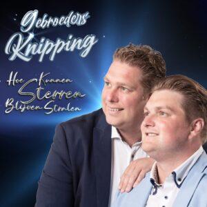 Gebroeders Knipping lanceren vrolijke single HOE KUNNEN STERREN BLIJVEN STRALEN