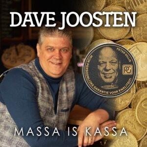 Dave Joosten brengt single MASSA IS KASSA uit