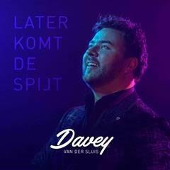 Davey van der Sluis werkt aan een geweldige comeback