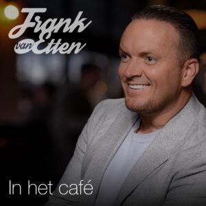 Frank van Etten voelt zich thuis IN HET CAFE
