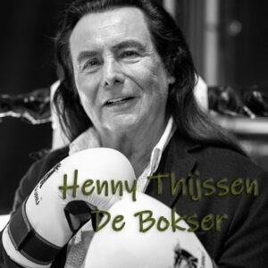 Henny Thijssen brengt DE BOKSER uit als voorloper nieuw album