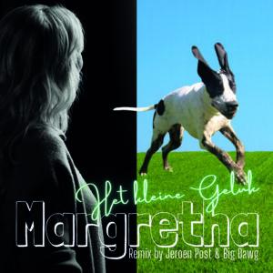 Margretha brengt remix van haar allereerste single Het kleine geluk