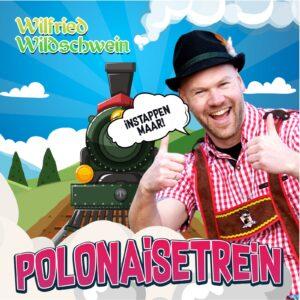 Wilfried Wildschwein en RoodHitBlauw tellen af naar nieuwe Feest- & Carnavalssingle Polonaisetrein
