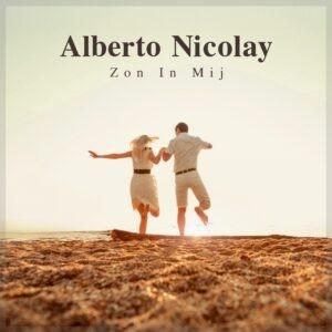 Alberto Nicolay blij met nieuwe single ZON IN MIJ