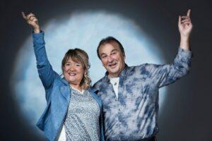 Anita en Ed zetten op 31 oktober Restaurant De Commerce in Kruisland op de kop