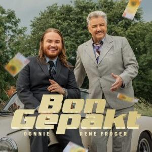 Donnie en René Froger hebben de Oranje Kroon bij TV Oranje en zijn Hollandse Nieuwe bij RADIONL