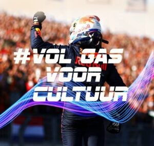 Vol Gas voor cultuur