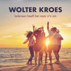 Wolter Kroes heeft volgende week de Oranje Kroon bij TV Oranje en is Hollandse Nieuwe bij RADIONL