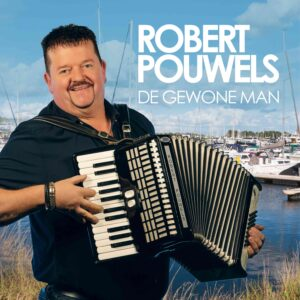 Robert Pouwels bestormt de podia met nieuwe single DE GEWONE MAN